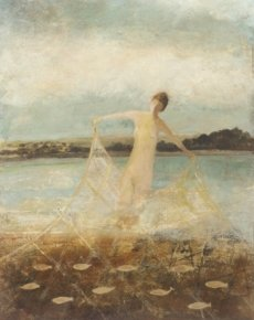 Wide Nets II a limited edition print by David Brayne