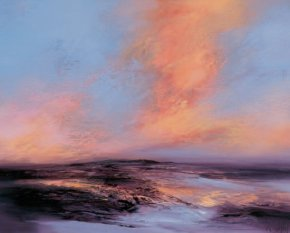 Flame Cloud a limited edition print by Kirstie Cohen