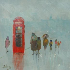 Calling Home a limited edition print by Janet Ledger