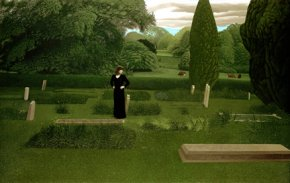All Our Days Were A Joy a limited edition print by David Inshaw