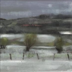 Late Snow a limited edition print by Catherine Binnie