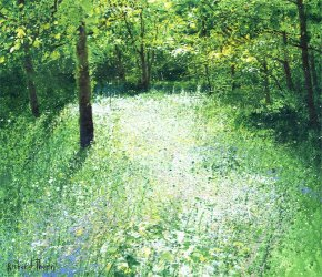 Path of Light a limited edition print by Richard Thorn