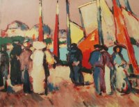 Limited edition prints by artist John Duncan Fergusson