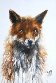 Felicity a limited edition print by Georgina McMaster