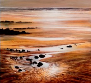 Marloes Sands a limited edition print by Ceri Auckland Davies