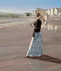 Susannah a limited edition print by Jim Farrant