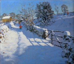 Two Gates a limited edition print by Andrew Macara