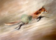 Limited edition prints and art prints by Paul Tavernor - Foxtrot