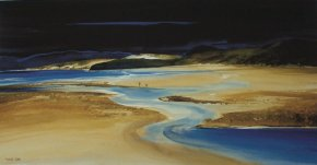 Balnakeil, Sutherland a limited edition print by Dorothy Bruce