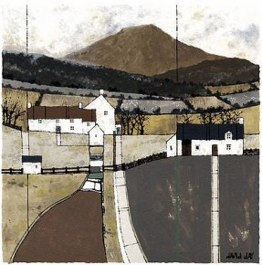 The Sugar Loaf a limited edition print by David Day