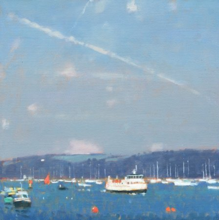 Buy Dartmouth - art print by artist Stephen Brown
