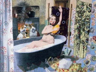 A Bit Of Privacy - Limited edition print and art print by Richard Adams