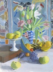 Still Life With Lemons II a limited edition print by Paul Manousso