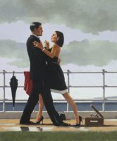Limited edition prints by artist Jack Vettriano