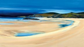Tides Out a limited edition print by Dorothy Bruce