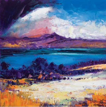 Buy Room with a Rum View - art print by artist John Lowrie Morrison