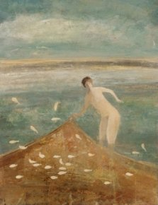 Wide Nets I a limited edition print by David Brayne