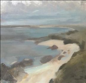 Towards Oransay a limited edition print by Catherine Binnie