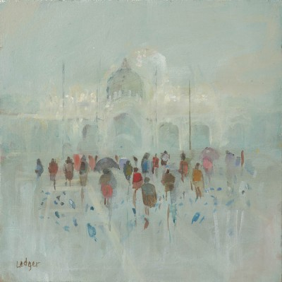 Buy Afternoon San Marco - art print by artist Janet Ledger