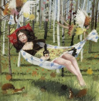 Buy Away With The Fairies - art print by artist Richard Adams