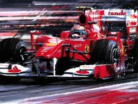 View our Motor Sport limited edition prints, art prints and screen prints category